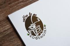 Мы предлагаем создание качественных логотипов в Москве. На фото пример разработанного у нас логотипа, как видите мы выполняем работку качественно