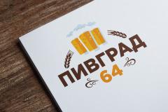Пример логотипа разработанного у нас. Как видите мы гарантируем качество. Создайте ваш логотип с Ракетой медиа!